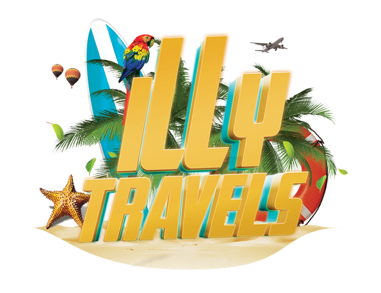 Illy Travels Logo